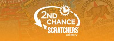 2nd Chance Scratchers, cblottery logo